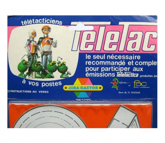 TELETACTICA - Télétac - Antenne 2 Copyri11