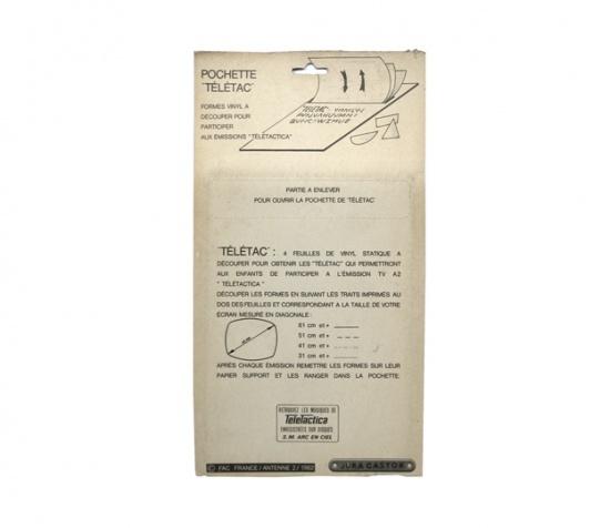 TELETACTICA - Télétac - Antenne 2 Copyri12