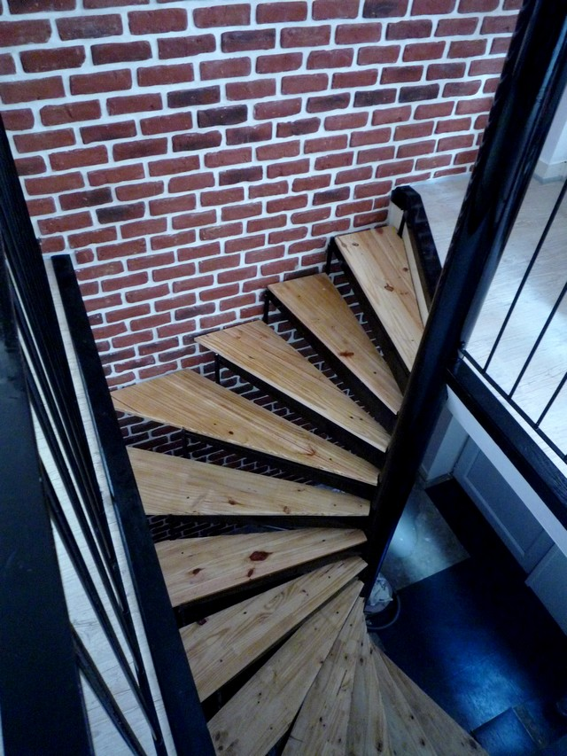 Mur façon appartement new yorkais P1020810