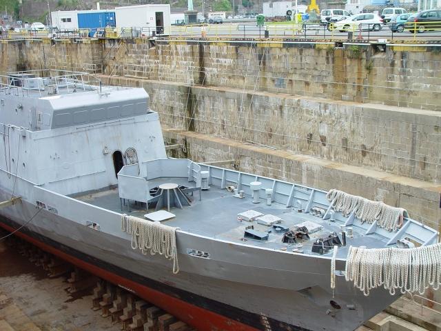 [Autre sujet Marine Nationale] Démantèlement, déconstruction des navires - TOME 1 - Page 5 19_aou17