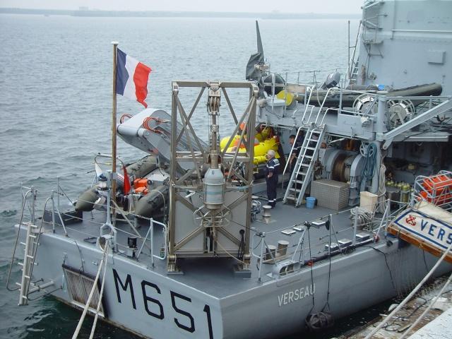 [Autre sujet Marine Nationale] Démantèlement, déconstruction des navires - TOME 1 - Page 6 Dsc06610