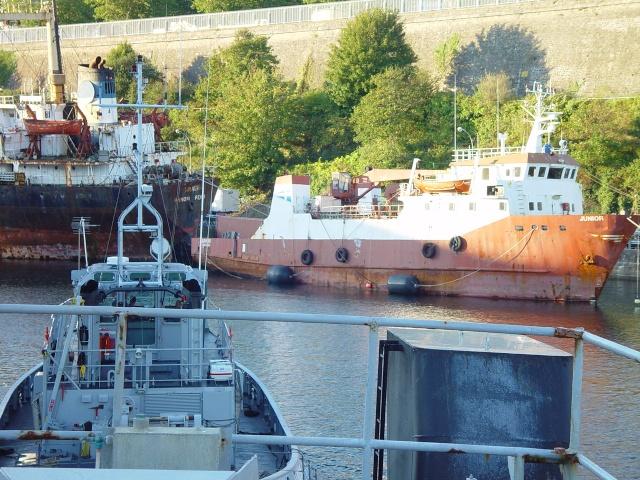 [Autre sujet Marine Nationale] Démantèlement, déconstruction des navires - TOME 1 - Page 6 Fgs_rd13