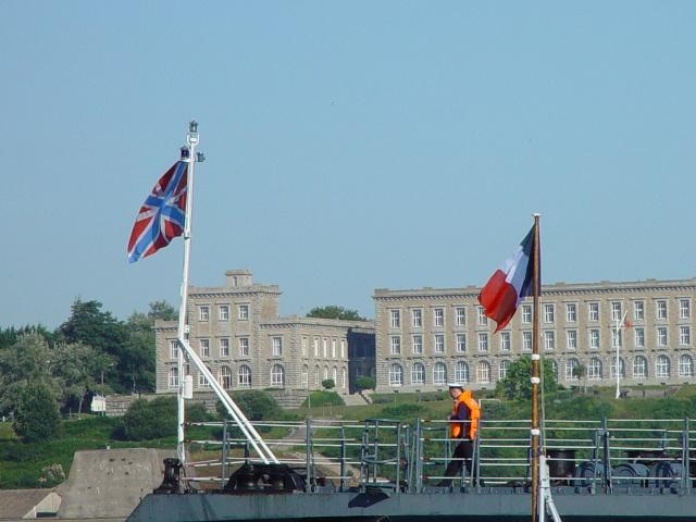 [Les ports militaires de métropole] Port de Brest - TOME 1 Frukus13