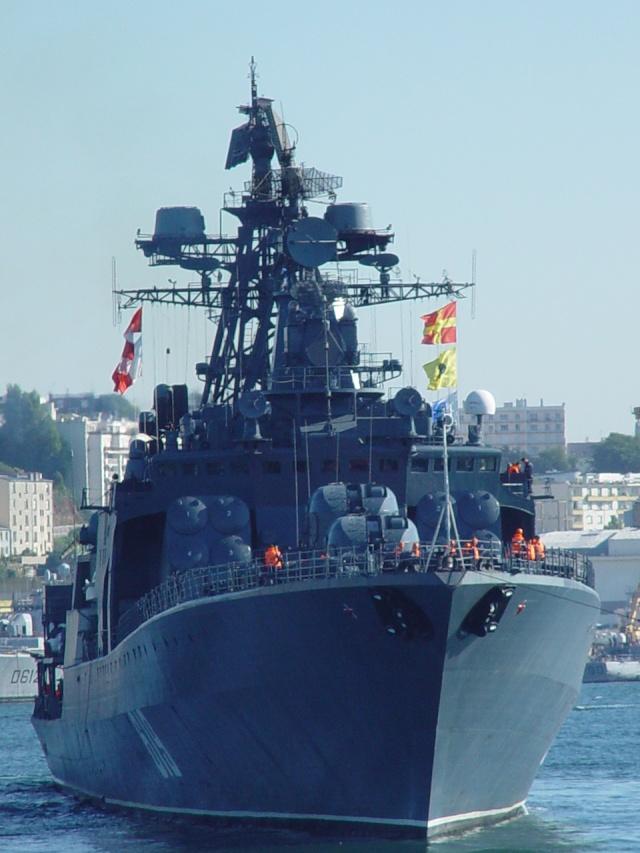 [Les ports militaires de métropole] Port de Brest - TOME 1 Frukus16