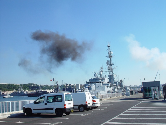 [Les ports militaires de métropole] Port de Brest - TOME 1 Frukus17