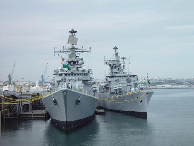 [Les ports militaires de métropole] Port de Brest - TOME 1 Indian10