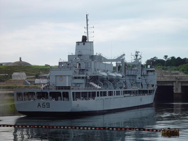 [Les ports militaires de métropole] Port de Brest - TOME 1 Ins_ad10