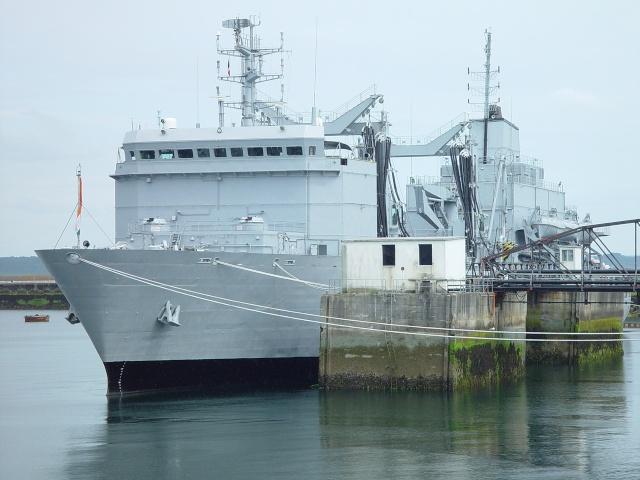 [Les ports militaires de métropole] Port de Brest - TOME 1 Ins_ad11