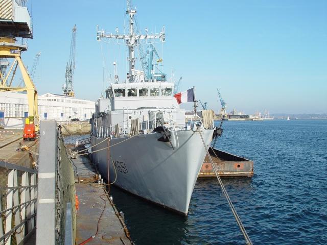 [Autre sujet Marine Nationale] Démantèlement, déconstruction des navires - TOME 1 - Page 6 Vrseau12