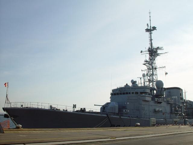 [Les ports militaires de métropole] Port de Brest - Page 4 Vrseau14