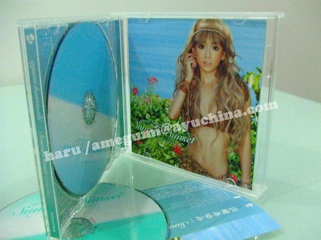 [46 eme single]  Sunrise / Sunset ~LOVE is ALL~ [08.12] - Page 9 Amegum13