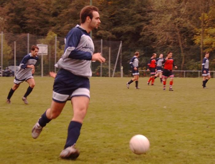 Ein Dutzend Neue - Der Kader der SG Bachem/Walporzheim Koch2010