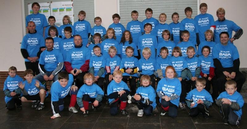 Ferien-Fußball-Camp in Walporzheim vom 12. bis 16.Okt. 2009 Soccer10