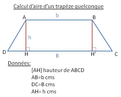 DM de Maths de géométrie (trapèze, aire, équations, ...) - Page 2 Calcul10