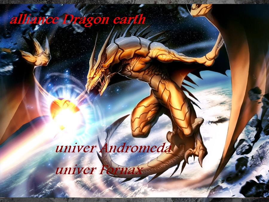alliance Dragon