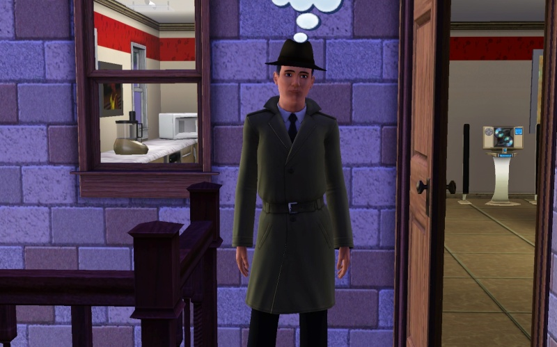Le Press-Book de vos Sims 3 Screen61