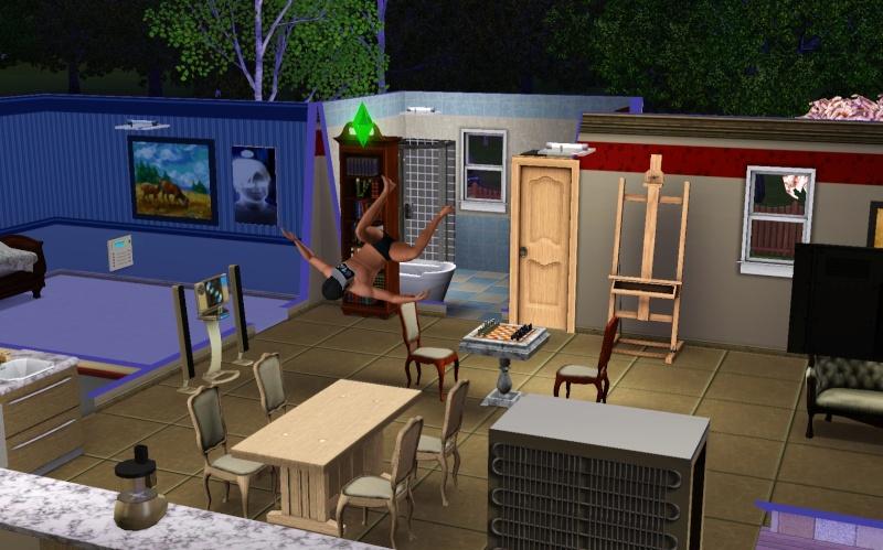 Le Press-Book de vos Sims 3 Screen62