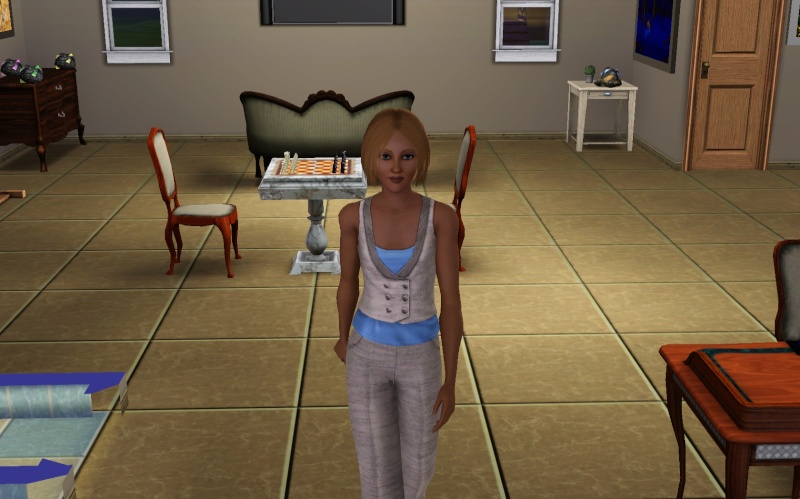 Le Press-Book de vos Sims 3 Screen63