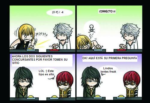 Death NOte: The Game Show Game_s10