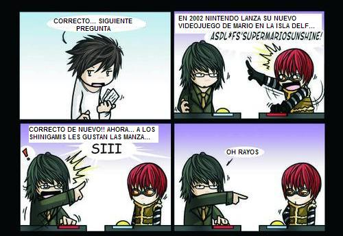 Death NOte: The Game Show Game_s12