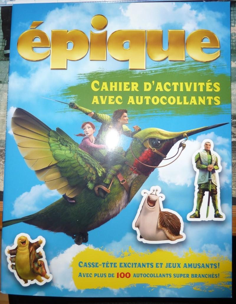 Epic : La Bataille du Royaume Secret [Blue Sky - 2013] - Page 9 P1110811