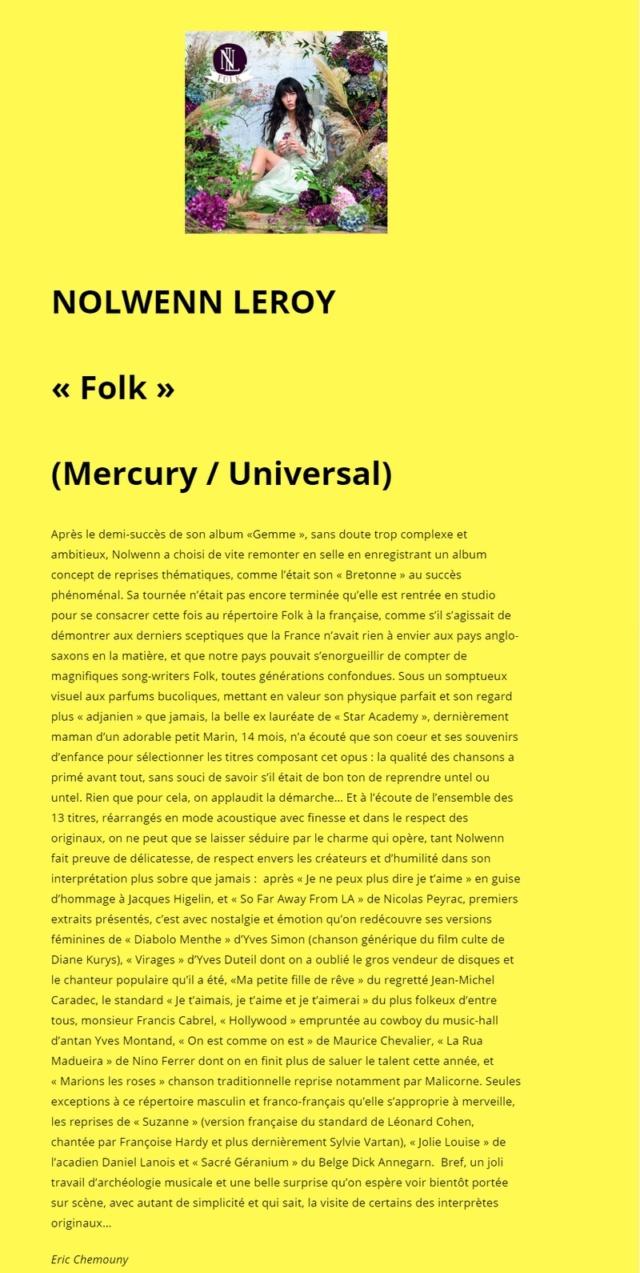 """Critiques de l'album """"folk"""" Jesuis12"""