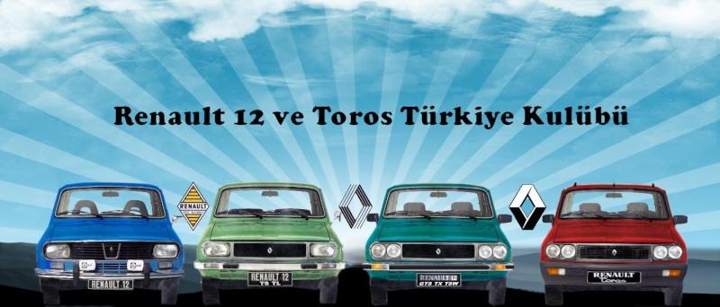 Renault 12 ve Toros Türkiye Kulübü