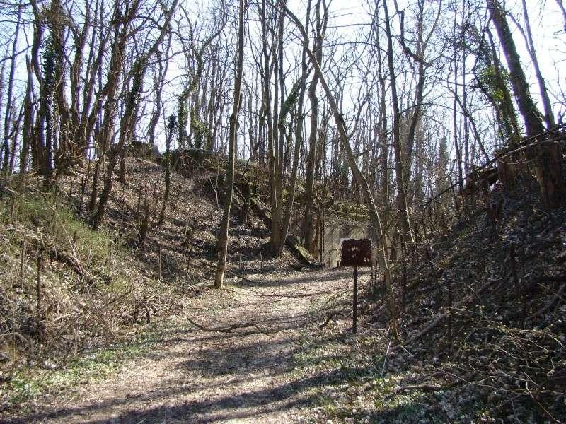 Festung Metz:le groupe fortifié Verdun G_f_ve50