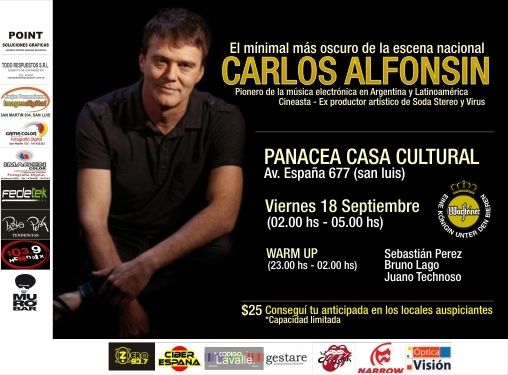 CARLOS ALFONSIN - Panacea, san luis (VIE 18 SEPT) Alfons11