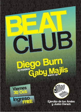 BEAT CLUB - Vivo Music House, san luis (VIE 30 OCT) Beat_c11