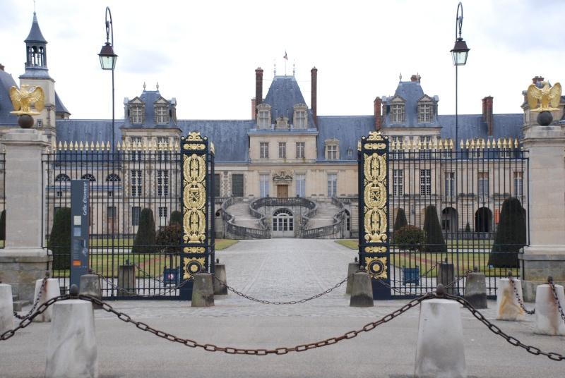 Fontainebleau - Le château de Fontainebleau Dsc_3111