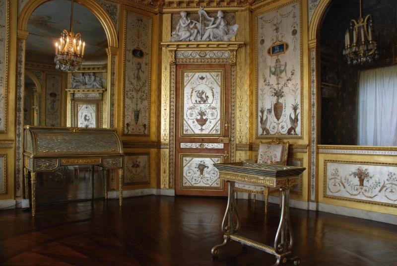 Fontainebleau - Le château de Fontainebleau Dsc_3312