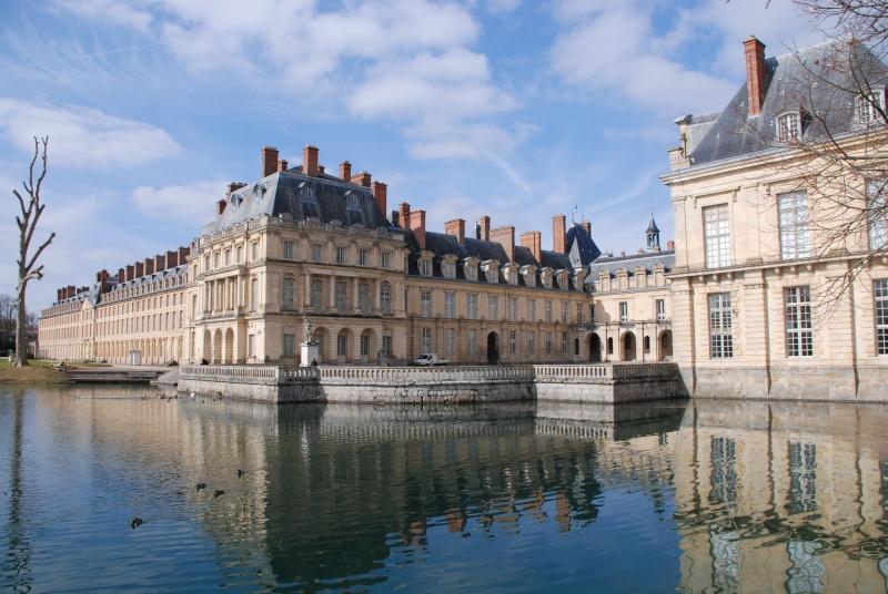 Fontainebleau - Le château de Fontainebleau Dsc_3410