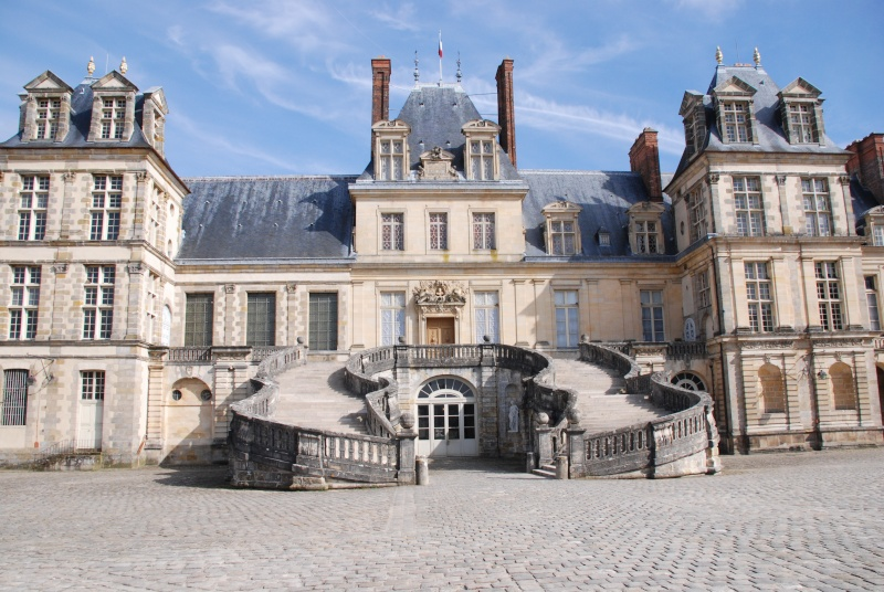 Fontainebleau - Le château de Fontainebleau Dsc_3412