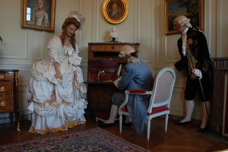 Visite du Comte chez le Baron de Breteuil Dsc_5315