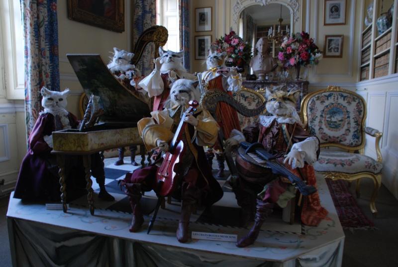 Visite du Comte chez le Baron de Breteuil Dsc_5319