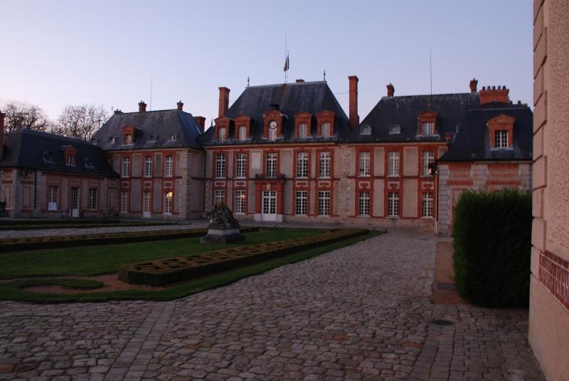 Visite du Comte chez le Baron de Breteuil Dsc_5321
