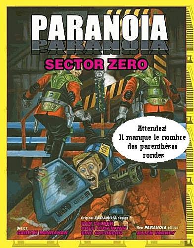 Caractères sous Word Parano10