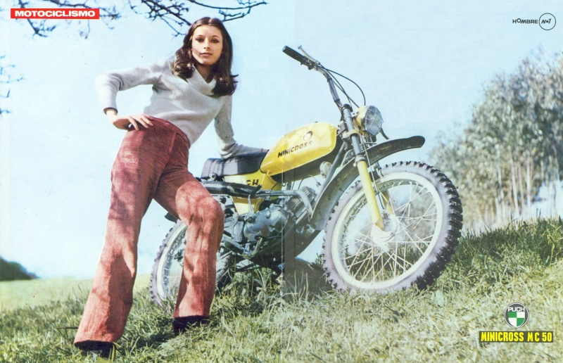 Puch MiniCross MC 50 - Poster 0015