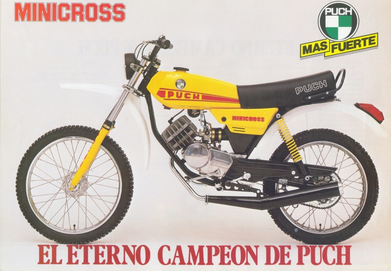 Puch MiniCross Super III   0122