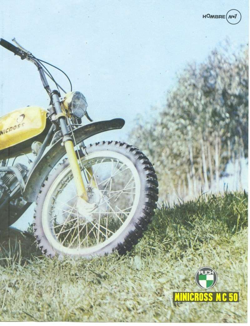 Puch MiniCross MC 50 - Poster 0212
