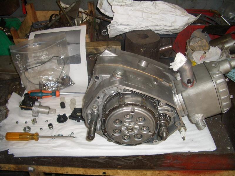 suzuki - Preparación Motor Puch-Suzuki 80 - by Vila Cimg4110