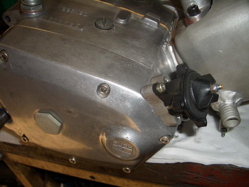 suzuki - Preparación Motor Puch-Suzuki 80 - by Vila Cimg4117