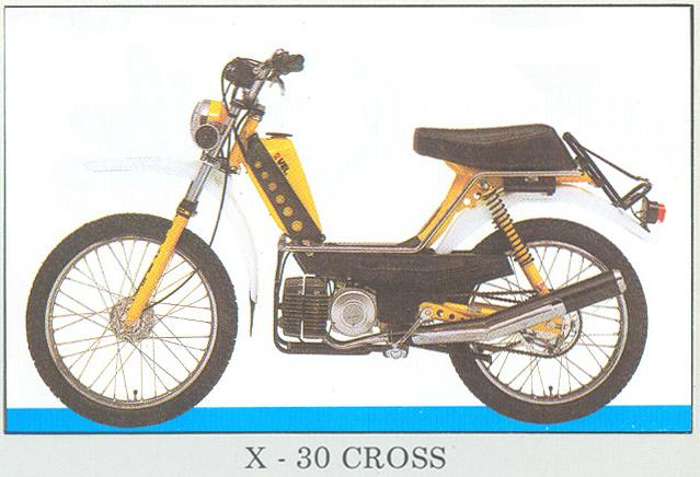 Fotos Puch Automatic X-30 Cross Puch_a10