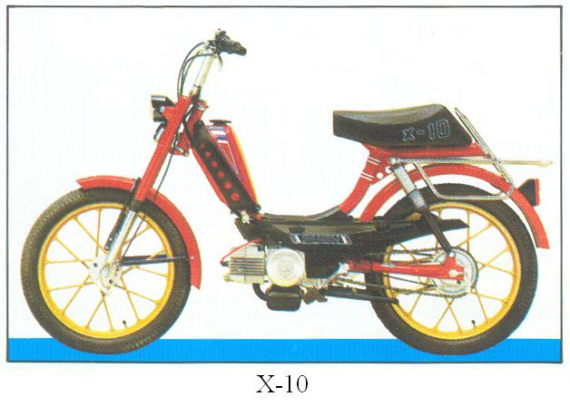 Fotos Puch Automatic X-10 Puch_a11