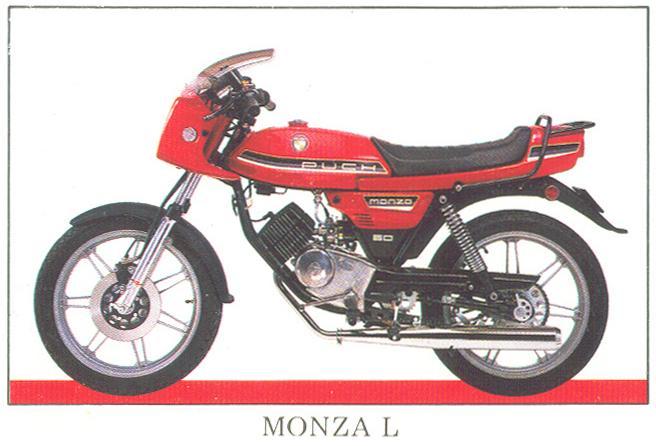 Derbi Sport Coppa vs. Puch Monza Motociclismo  Puch_m13