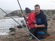 good nights fishing in tramore ! Coachi11