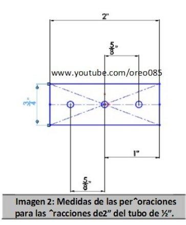 Antena casera de TV digital HD (TDA) (CONSTRUCCION PASO A PASO) Antena12