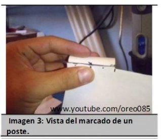Antena casera de TV digital HD (TDA) (CONSTRUCCION PASO A PASO) Antena13