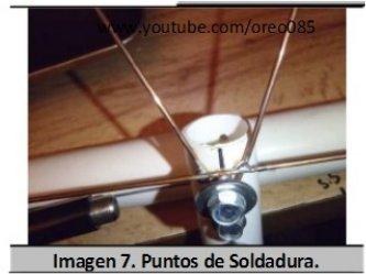 Antena casera de TV digital HD (TDA) (CONSTRUCCION PASO A PASO) Antena16